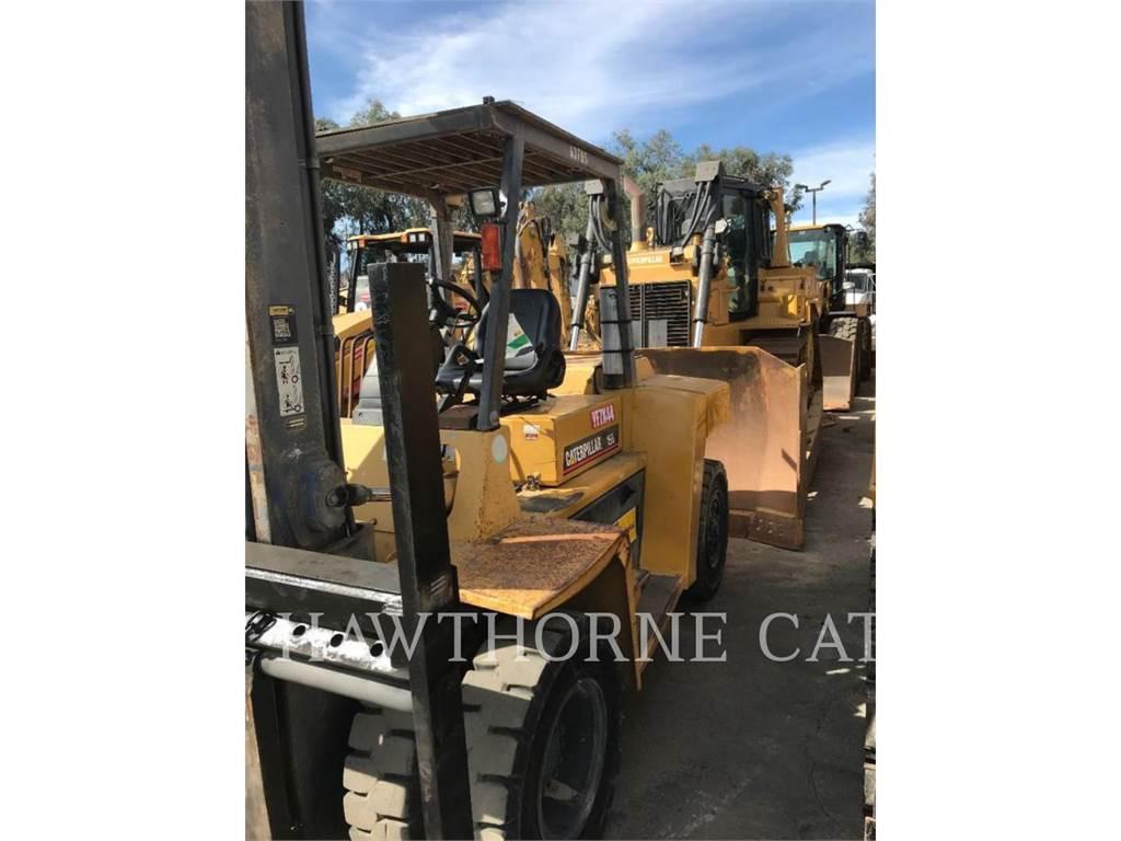 Caterpillar DP70D, Misc Forklifts, Material Handling