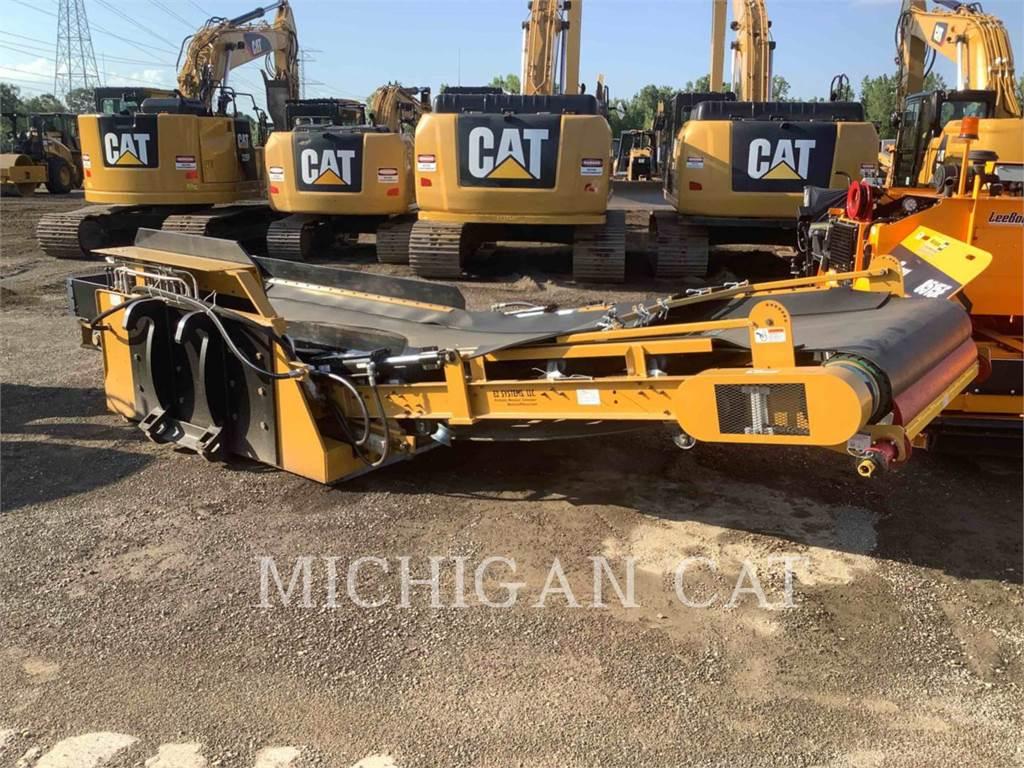 Caterpillar E2 SYSTEMS, conveyors, Construction