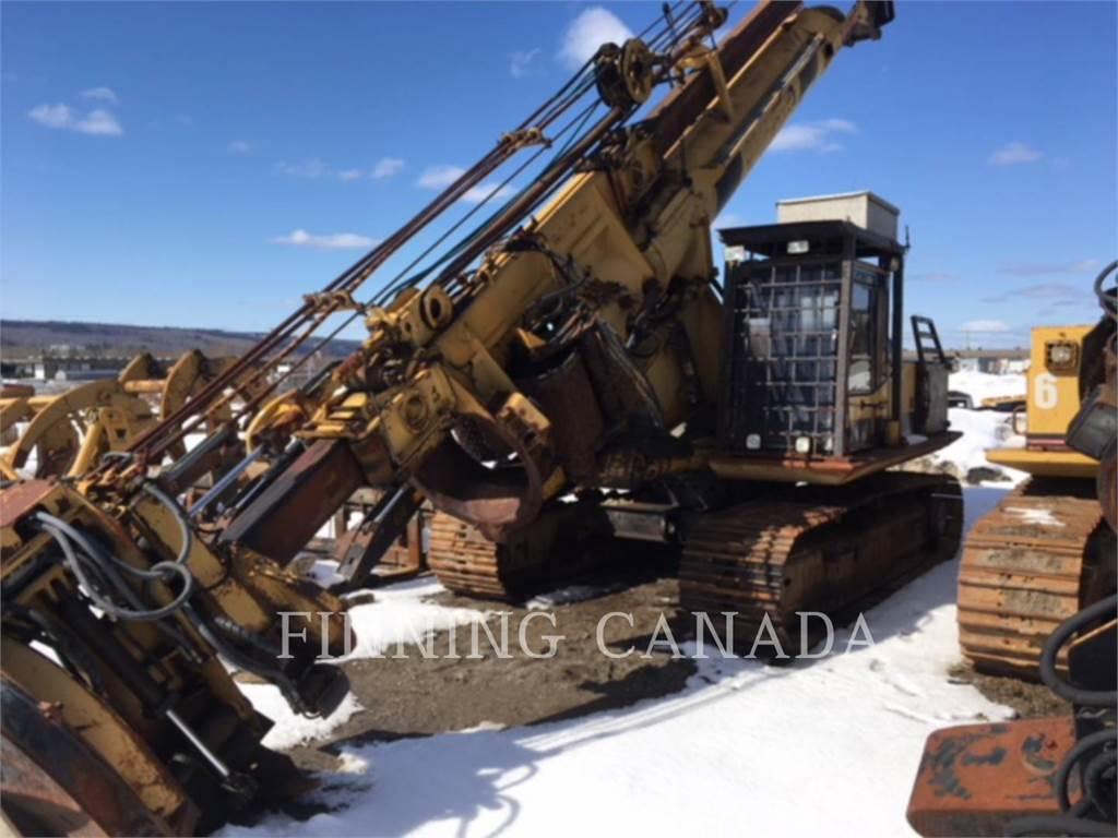 Caterpillar EL300B, Petroleum Engines, Construction