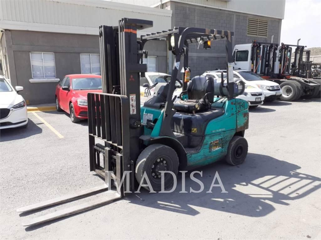 Caterpillar FG25N, Misc Forklifts, Material Handling