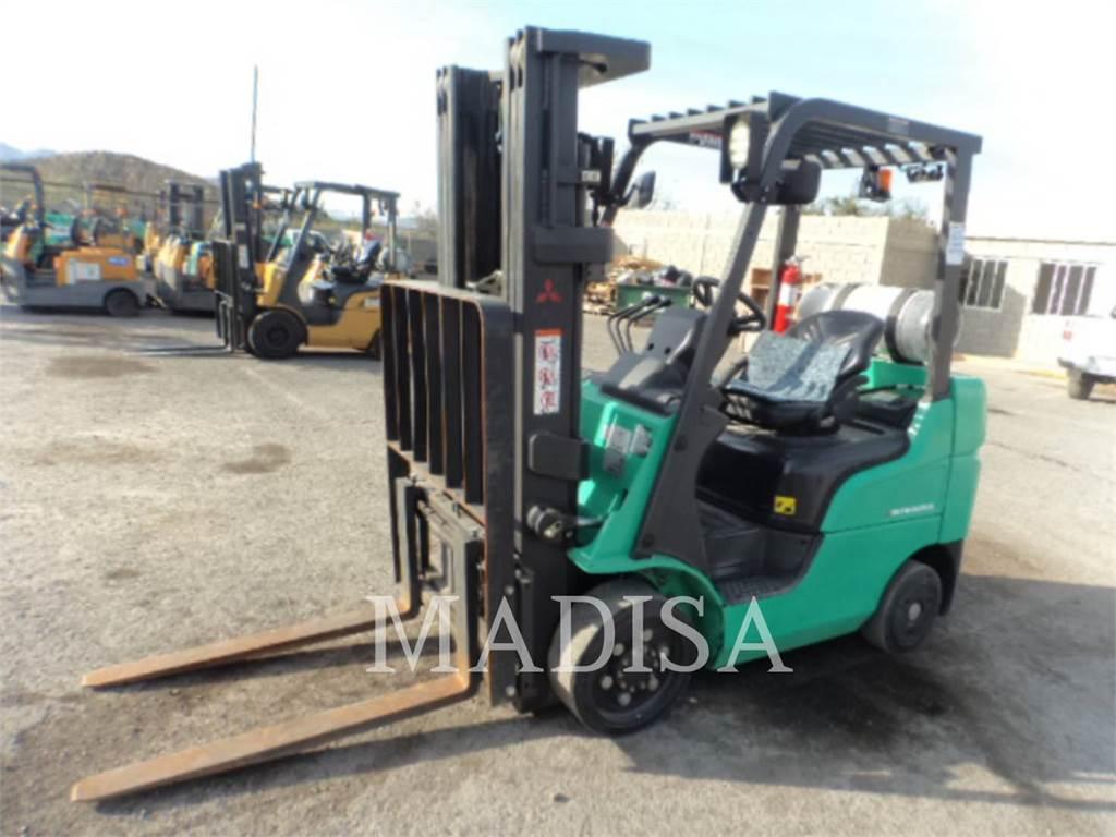 Caterpillar FGC25N, Misc Forklifts, Material Handling