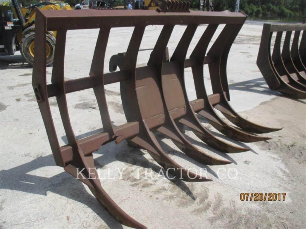 Caterpillar FUSION QC RAKE FOR 938/930/926, ag - rechen, Landmaschinen