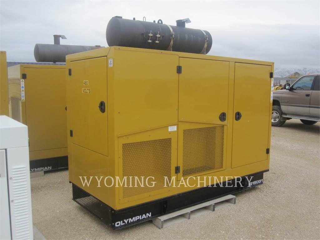 Caterpillar G150G1, Stationäre Stromaggregate, Bau-Und Bergbauausrüstung