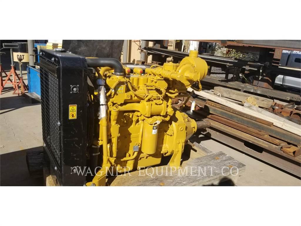 Caterpillar G3304B, Industrial engines, Constructii