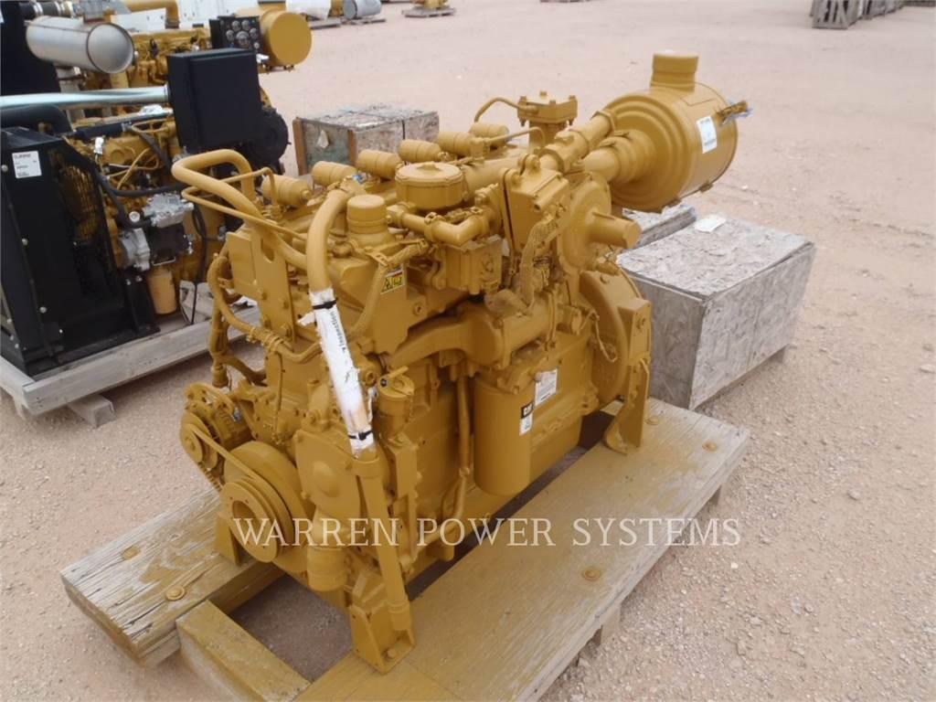 Caterpillar G3306 GAS INDUSTRIAL, Промышленные двигатели, Строительное