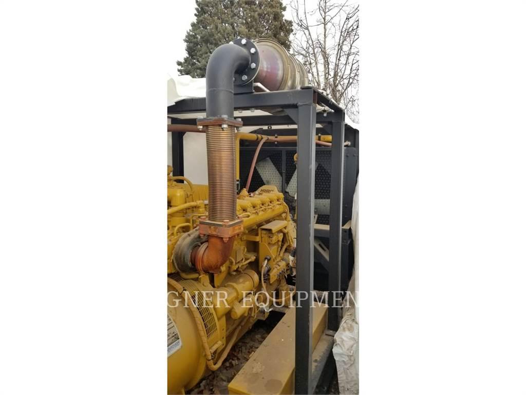 Caterpillar G3306B, Stacjonarne Zestawy Generatorów, Sprzęt budowlany