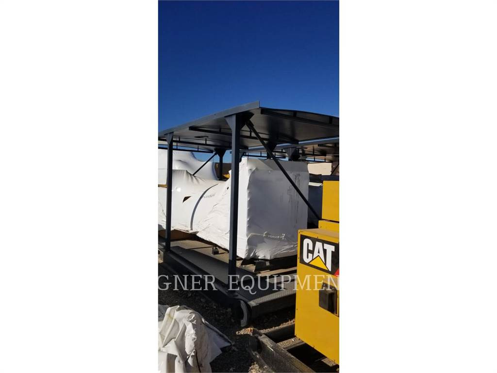 Caterpillar G3406, Stationary Generator Sets, Construction