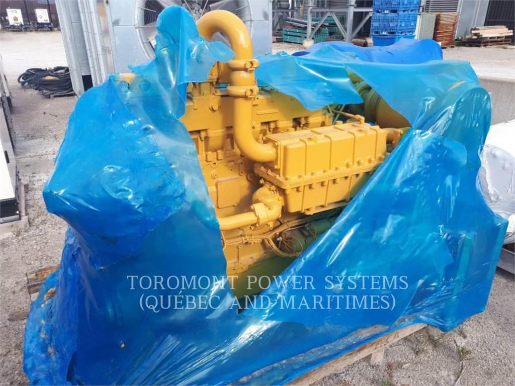 Caterpillar G3406 GEL, Industrial engines, Construction