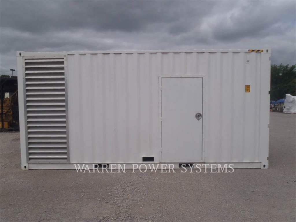Caterpillar G3406NA、柴油发电机组、建筑设备