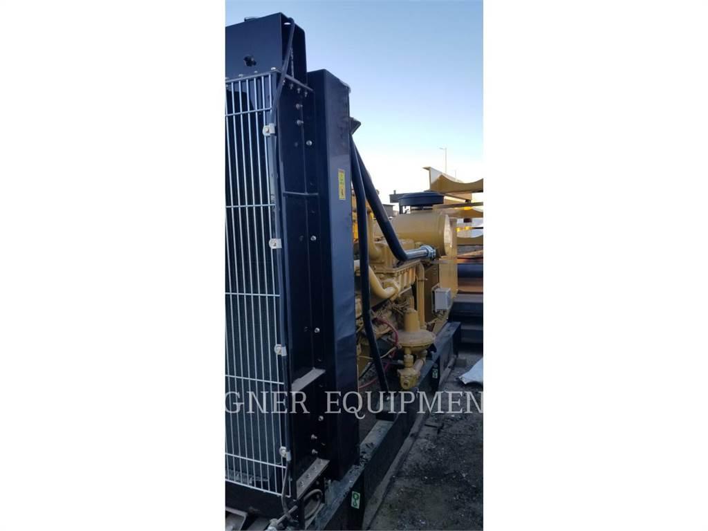 Caterpillar G3406TA, Stationary Generator Sets, Construction