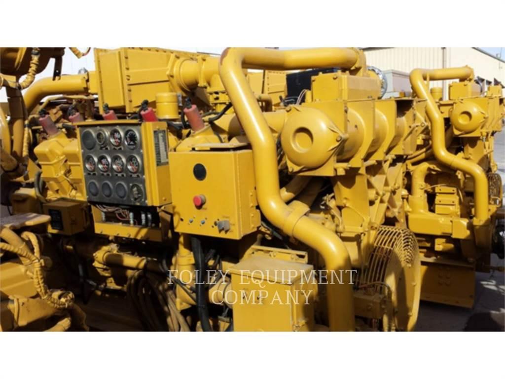 Caterpillar G3512EP, Groupes électrogènes Stationnaires, Équipement De Construction