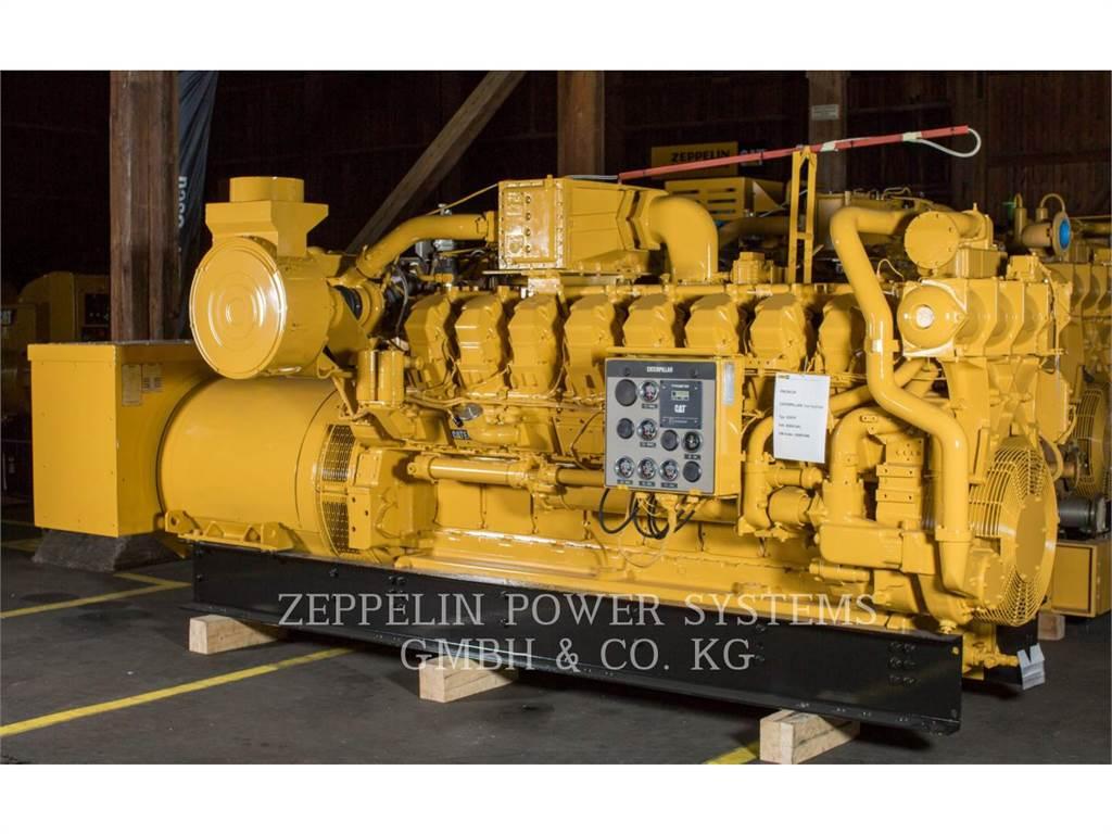 Caterpillar G3516 PPO G1000、柴油发电机组、建筑设备