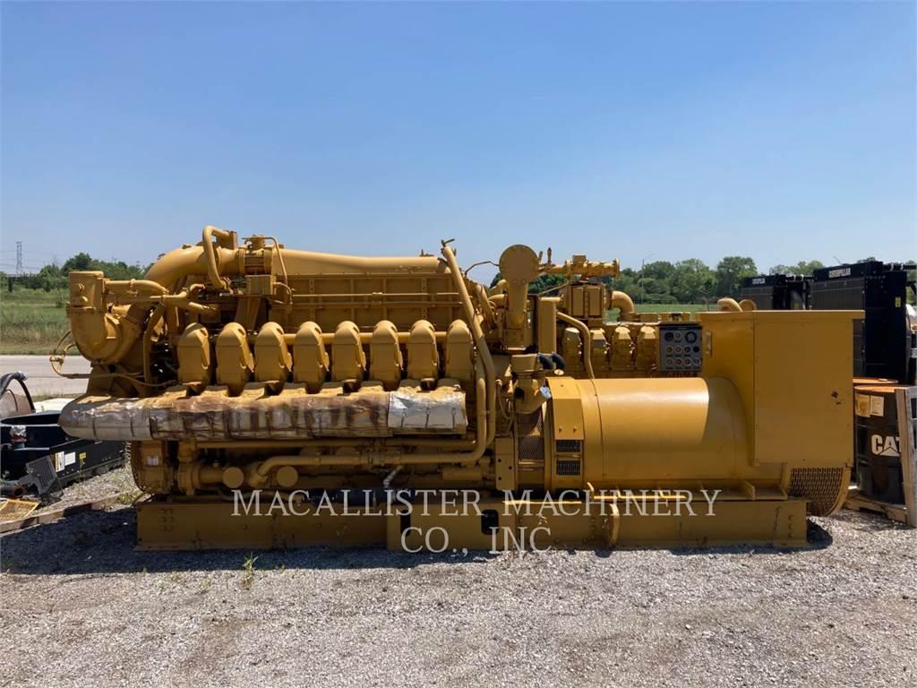 Caterpillar G3516C, Seturi de Generatoare Diesel, Constructii