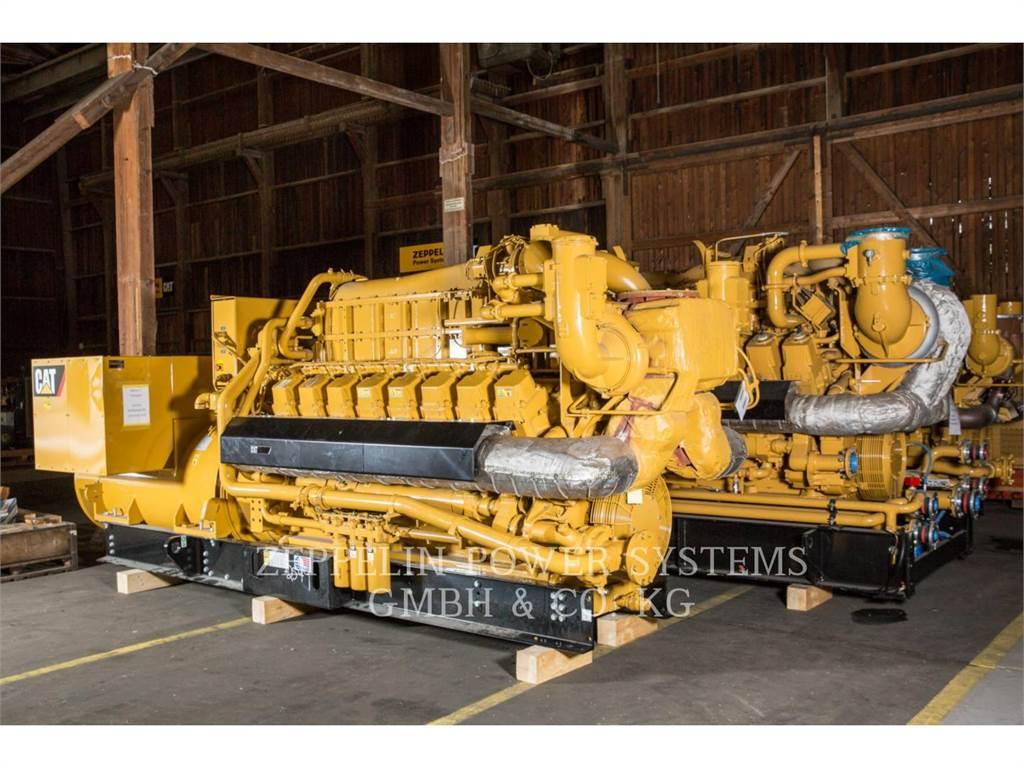 Caterpillar G3516C UNUSED 2 PCS, Groupes électrogènes Stationnaires, Équipement De Construction