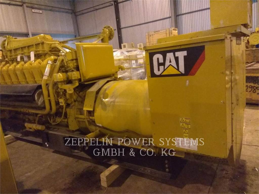 Caterpillar G3520C UNUSED, Stationary Generator Sets, Construction