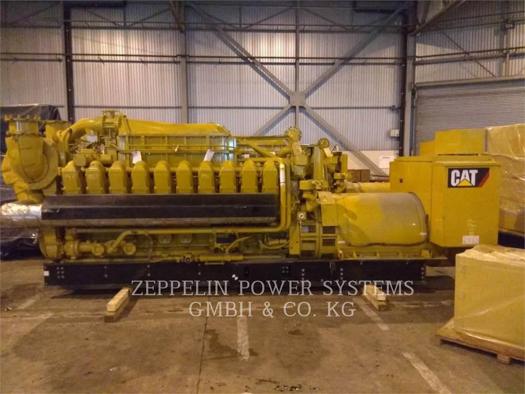 Caterpillar G3520C UNUSED, Stacjonarne Zestawy Generatorów, Sprzęt budowlany