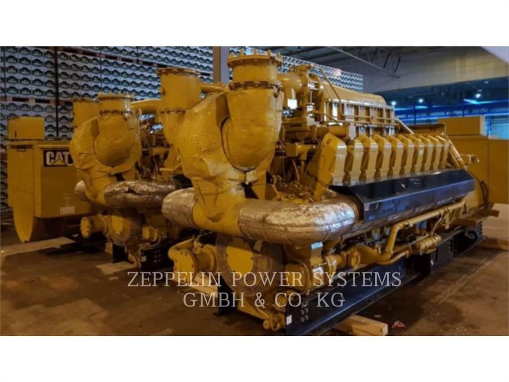 Caterpillar G3520C UNUSED、柴油发电机组、建筑设备