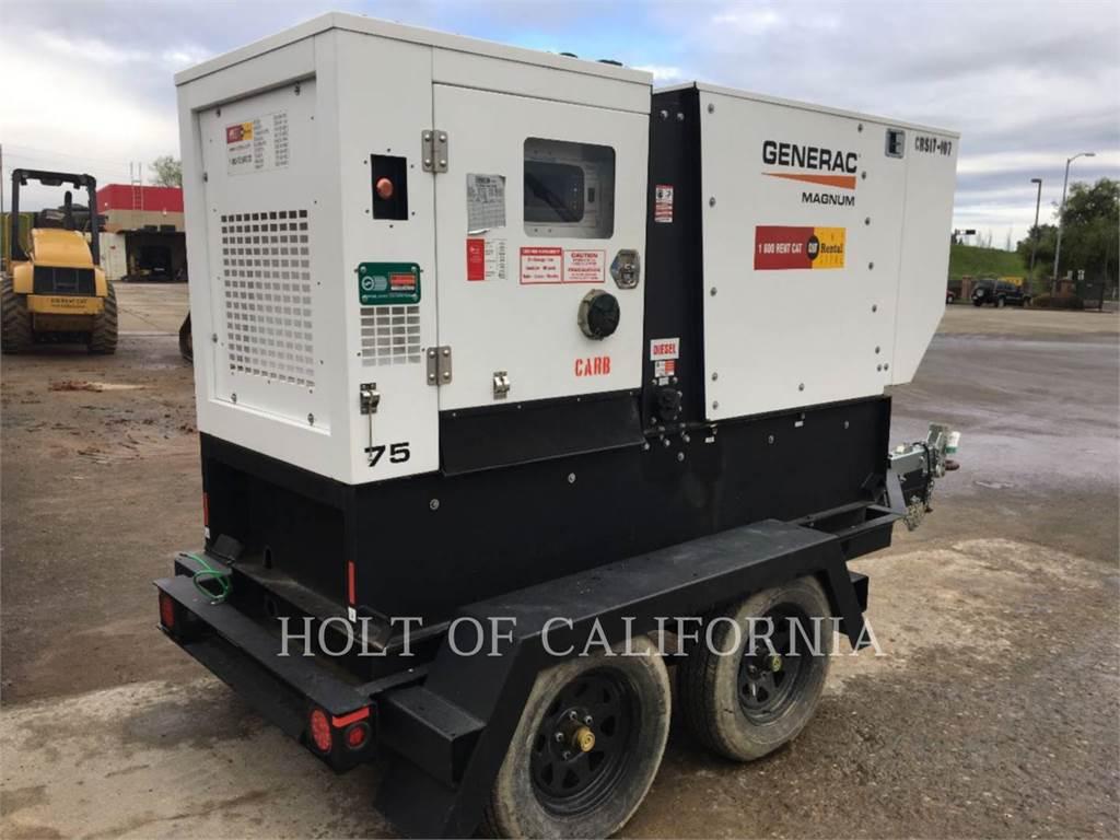 Caterpillar GENSET 35, стационарные генераторные установки, Строительное