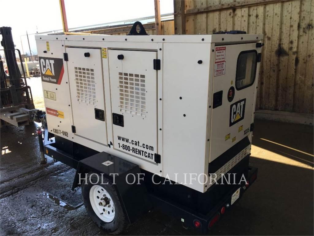 Caterpillar GENSET 35, Seturi de Generatoare Diesel, Constructii