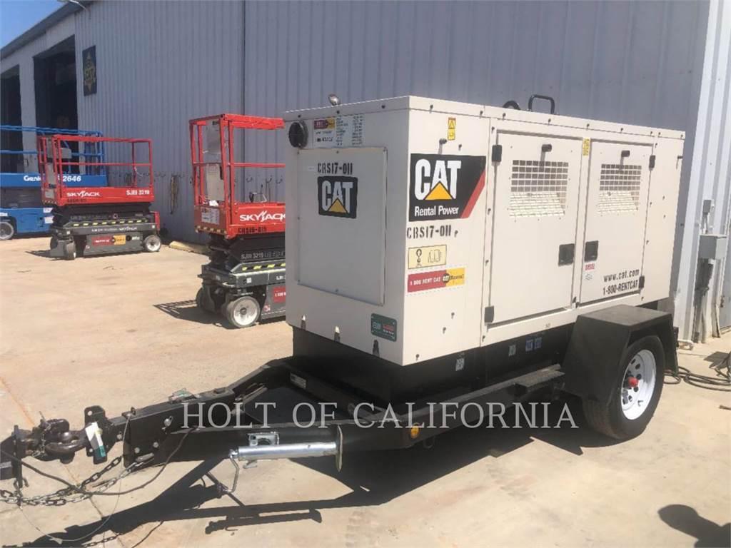 Caterpillar GENSET 60, стационарные генераторные установки, Строительное