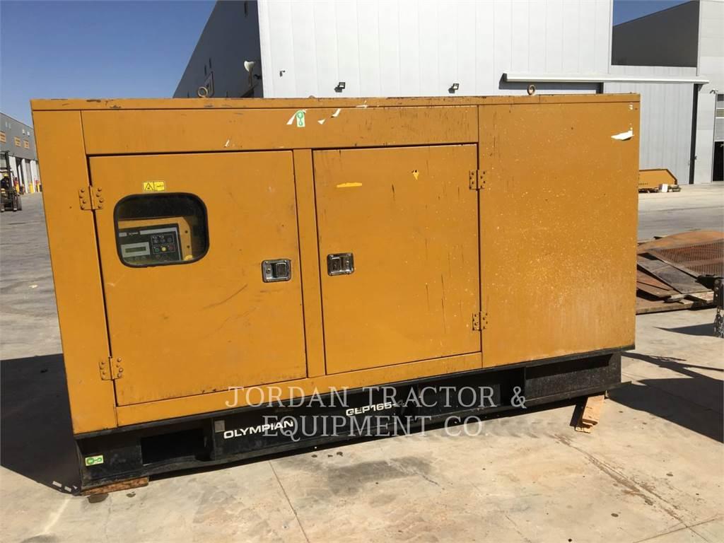 Caterpillar GEP165, transportable stromaggregate, Bau-Und Bergbauausrüstung
