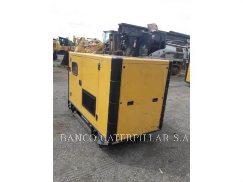 Caterpillar GEP88, Stationary Generator Sets, Construction