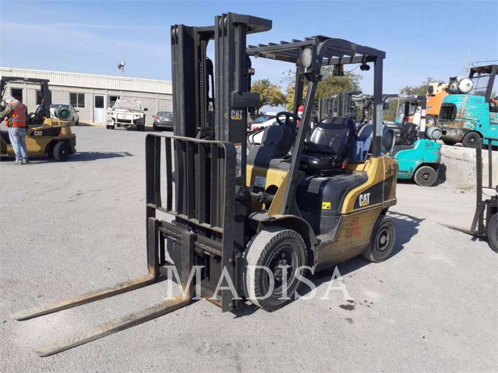 Caterpillar GP25N, Misc Forklifts, Material Handling