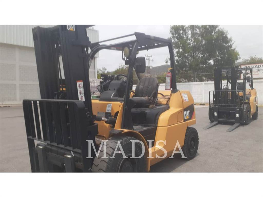 Caterpillar GP45N1, Empilhadores Diesel, Movimentação cargas