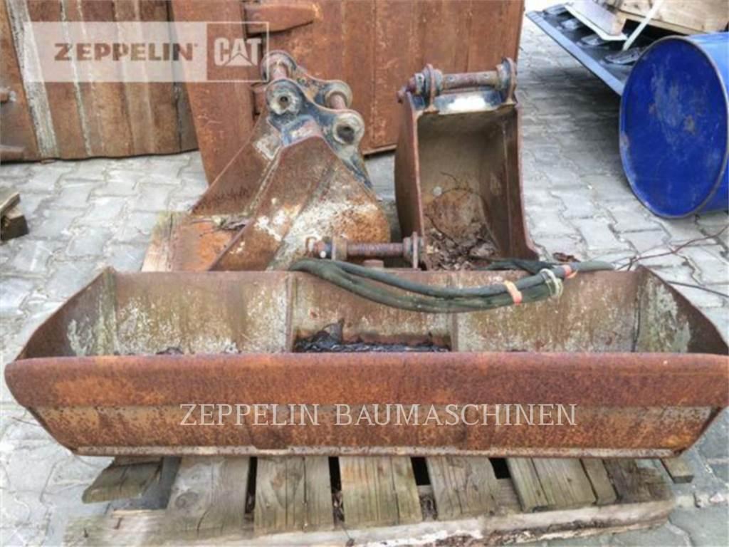 Caterpillar GRABENLÖFFEL, Excavadoras de zanjas, Construcción