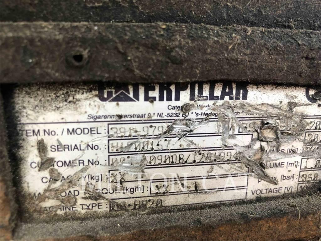 Caterpillar GSH22B GRAPPLE, grapple, Construction