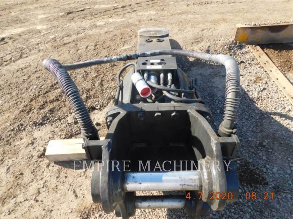Caterpillar H110ES, herramienta de trabajo - martillo, Construcción