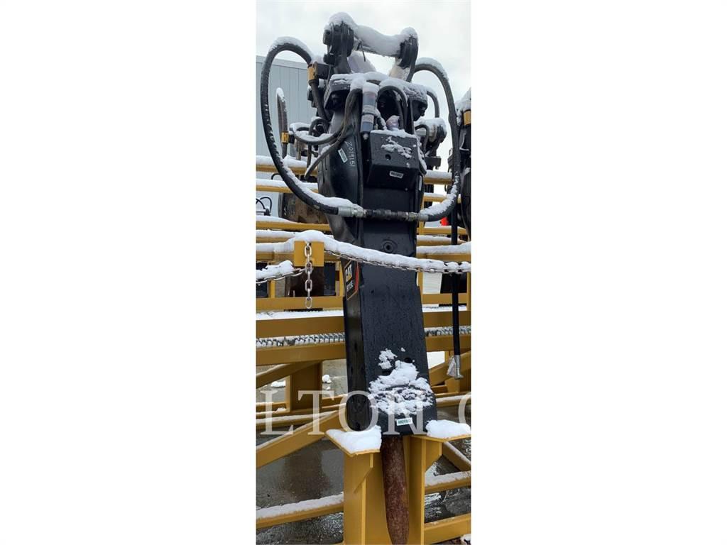 Caterpillar H115ES HAMMER, hammer, Construction