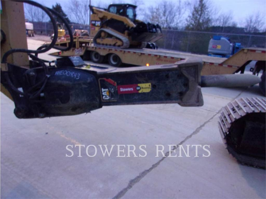 Caterpillar H120ECS, Andere, Bau-Und Bergbauausrüstung