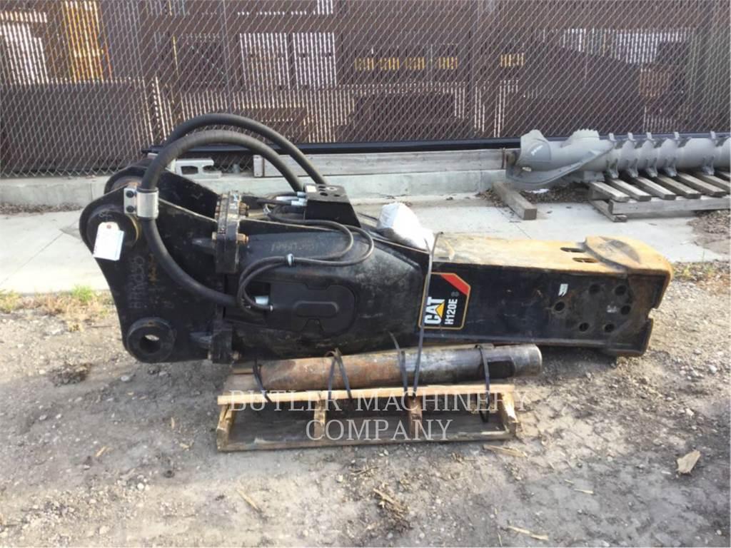 Caterpillar H120ES HAMMER, hammer, Construction