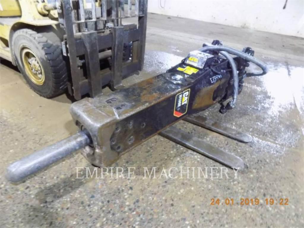 Caterpillar H130ES, hammer, Construction
