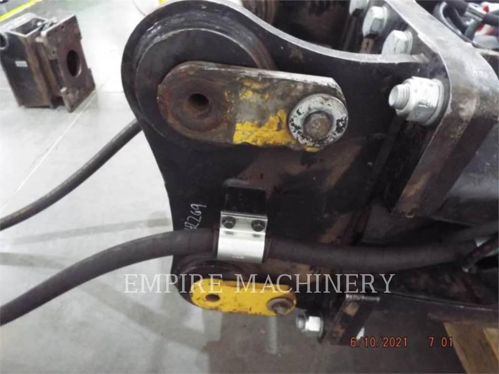 Caterpillar H160ES, herramienta de trabajo - martillo, Construcción
