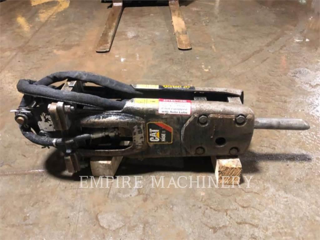 Caterpillar H45E 301, herramienta de trabajo - martillo, Construcción