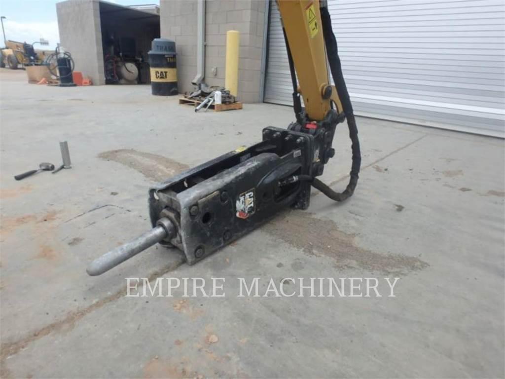 Caterpillar H55E 304E, hammer, Construction