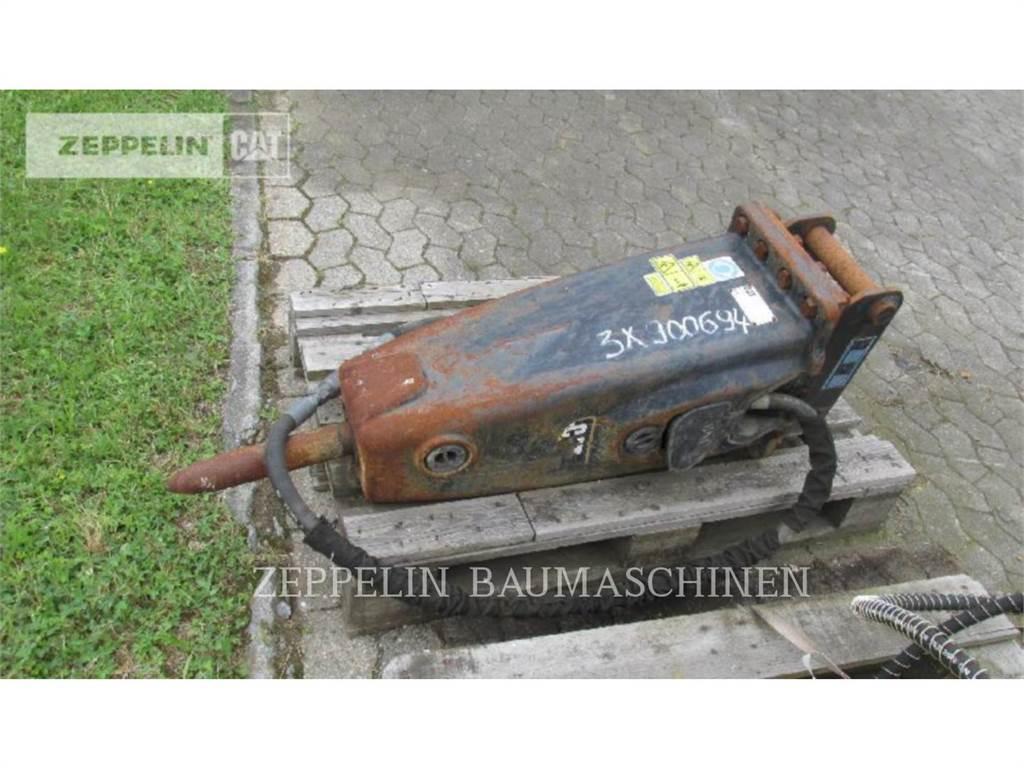 Caterpillar H55ES, hammer, Construction