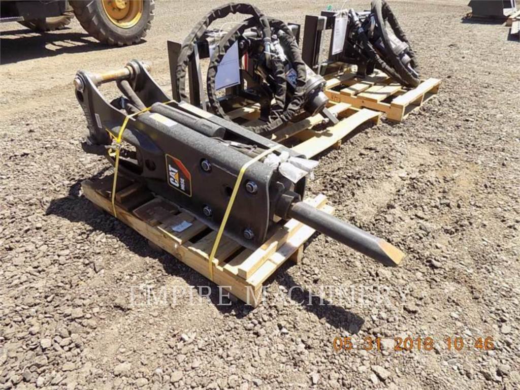 Caterpillar H65E 305E, hammer, Construction