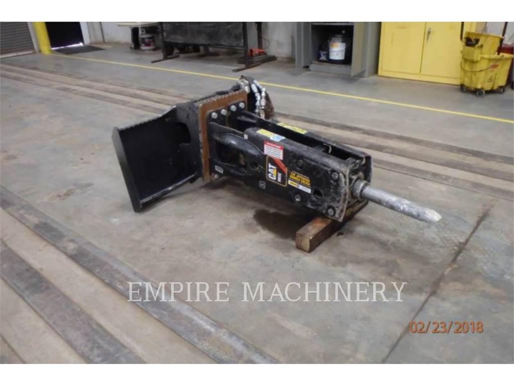 Caterpillar H65E SSL, marteaux hydrauliques, Équipement De Construction