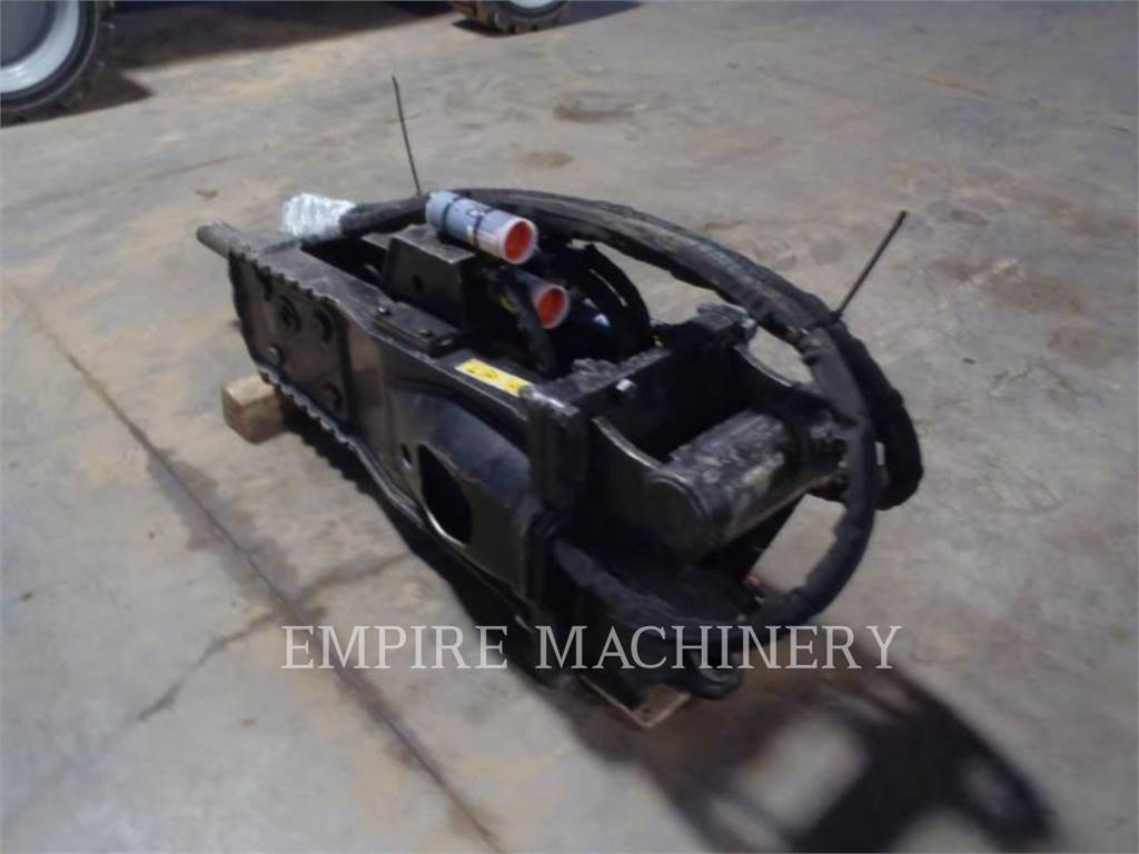 Caterpillar H80E 308, hammer, Construction