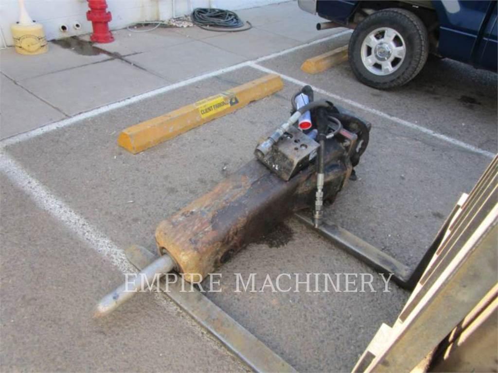 Caterpillar H80E 308E, herramienta de trabajo - martillo, Construcción