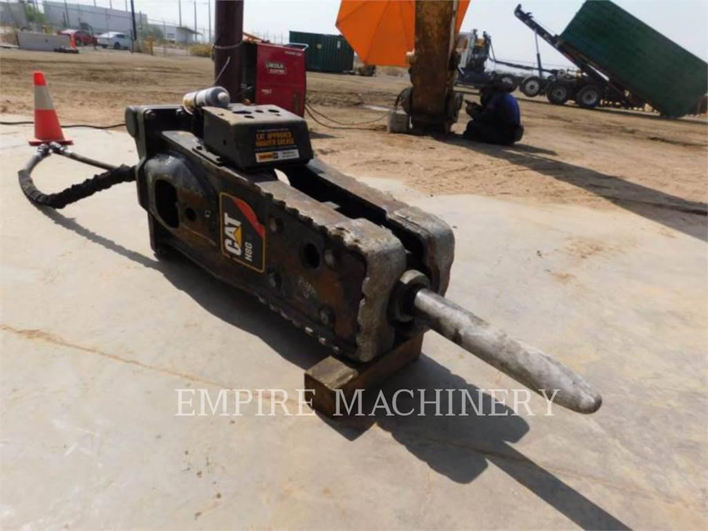 Caterpillar H80E 420, martello, Attrezzature Da Costruzione