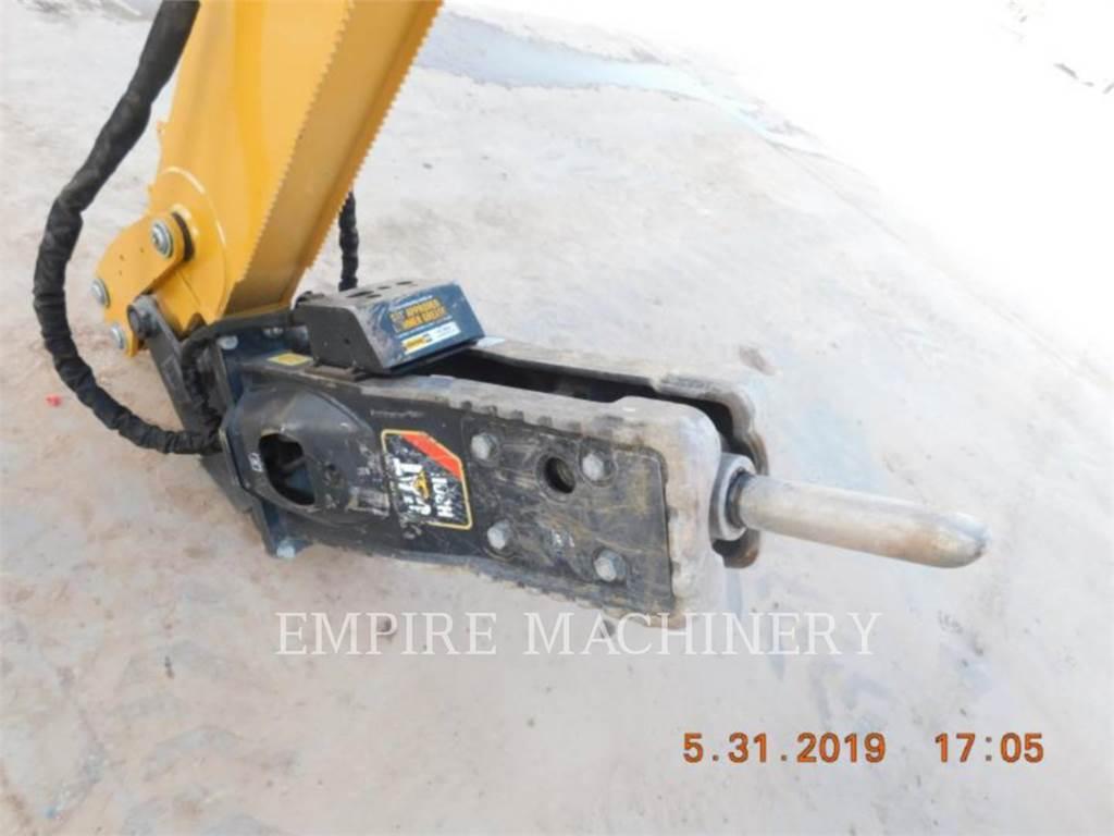 Caterpillar H80E BHL, martelo, Equipamentos Construção