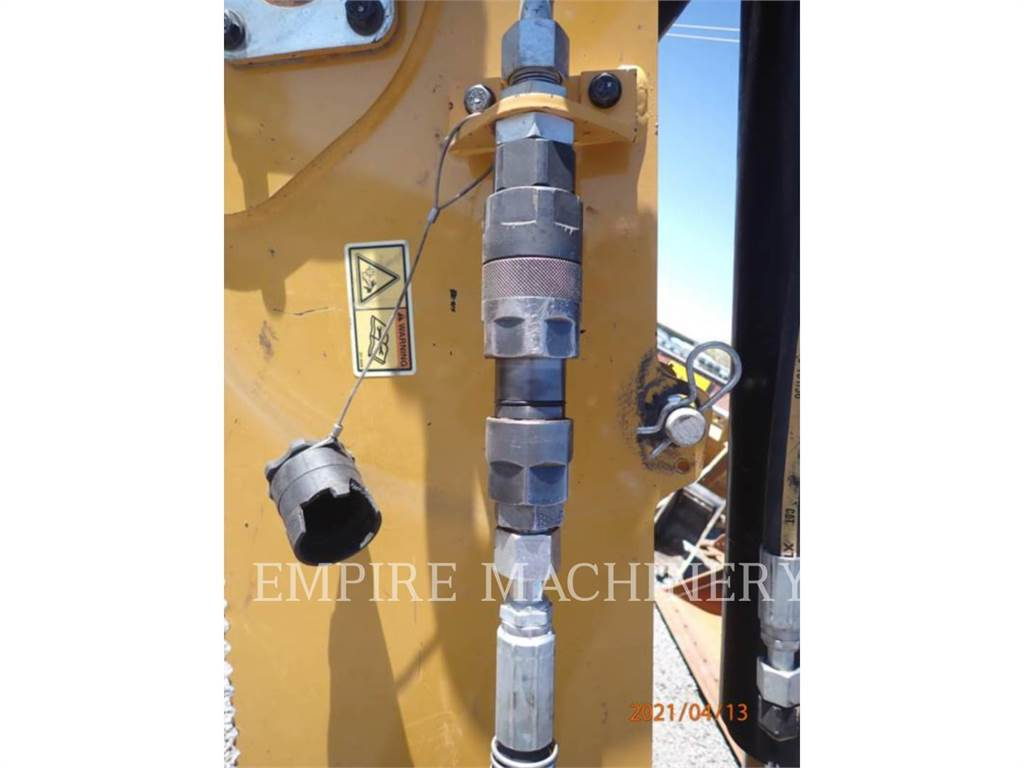 Caterpillar H90C, hammer, Construction