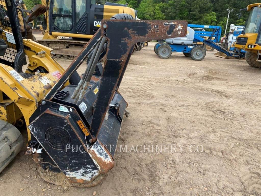 Caterpillar HM415B, mulcher, Forestry Equipment
