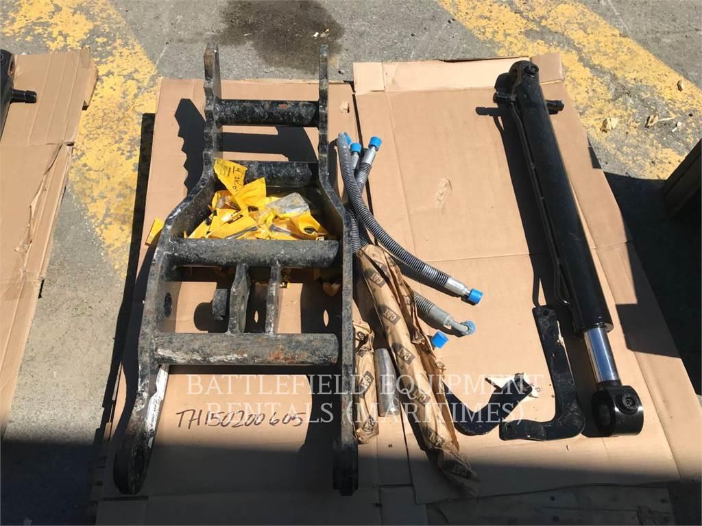 Caterpillar HYD.THUMB, Quick Connectors, Construction