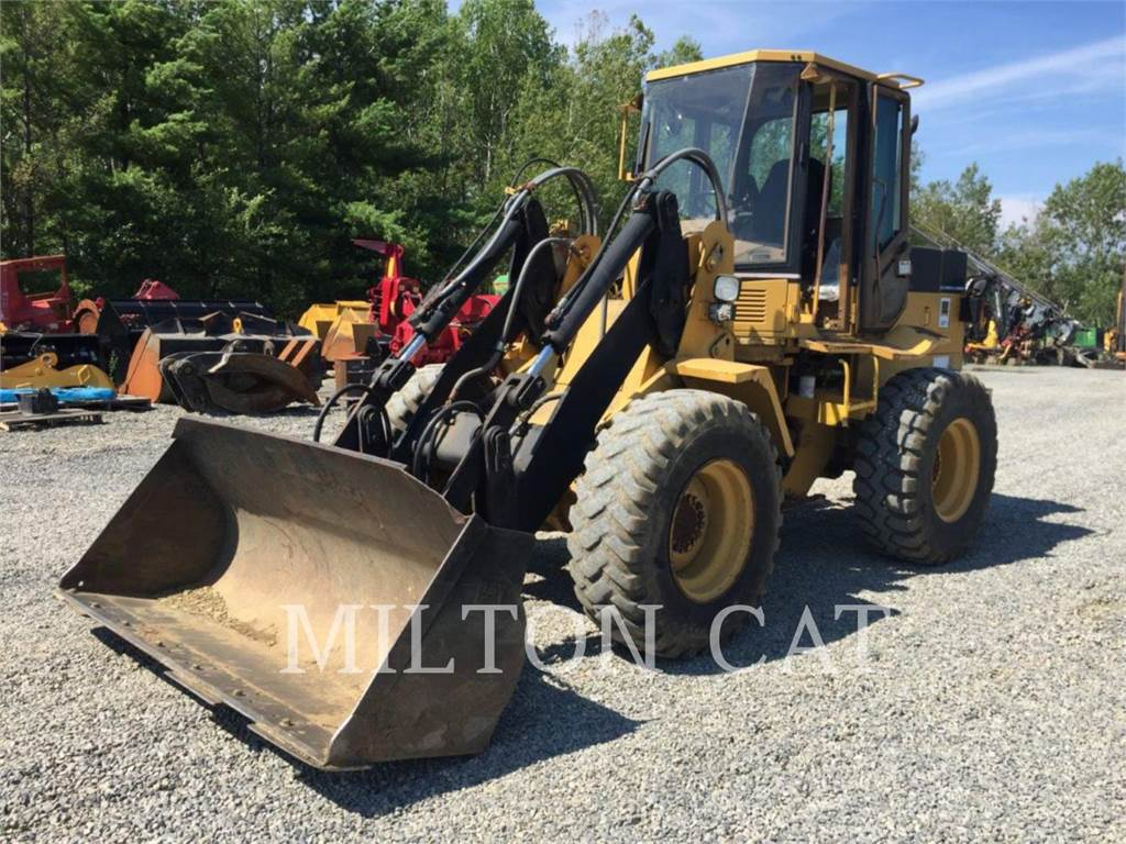 Caterpillar IT24F, Wheel Loaders, Construction