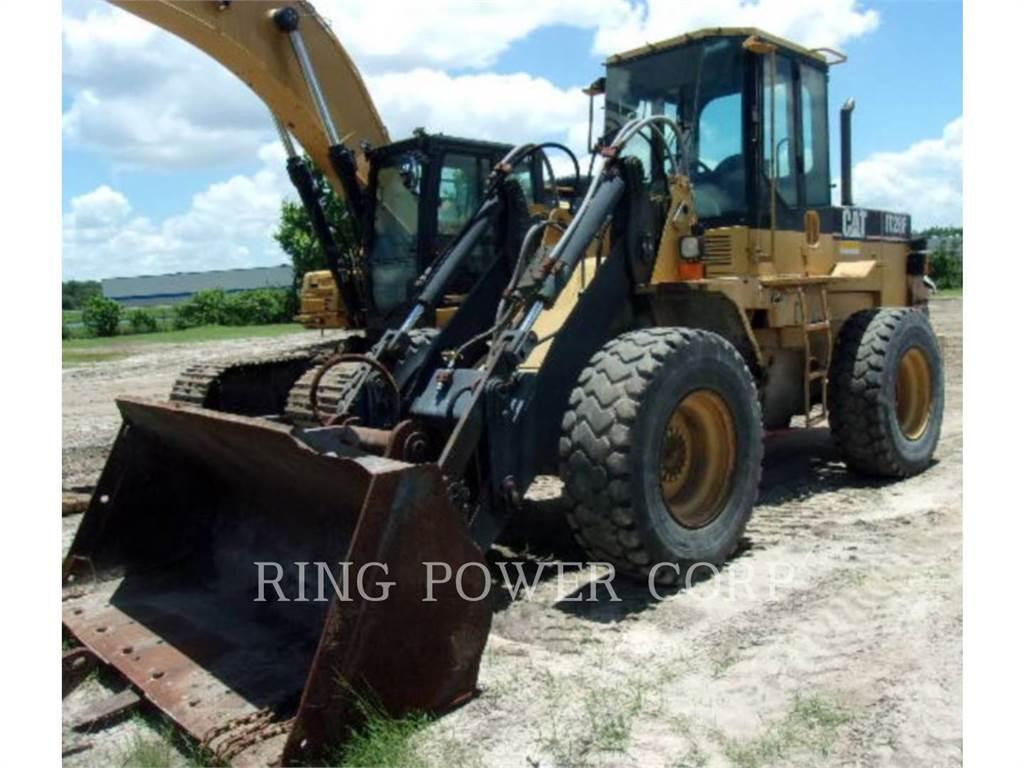 Caterpillar IT28F, Wheel Loaders, Construction